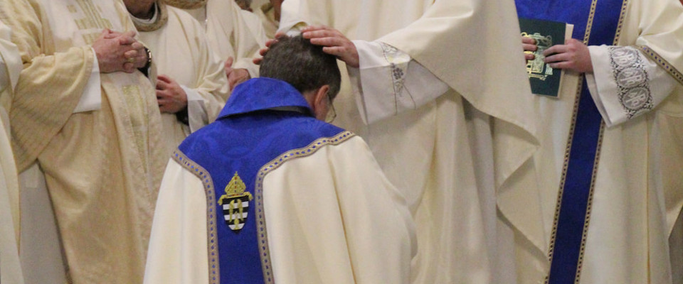 Bishop McClory Ordination