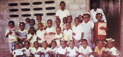 Sister Church in Haiti